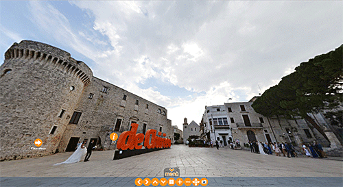 Il Castello - Virtual tour 360°