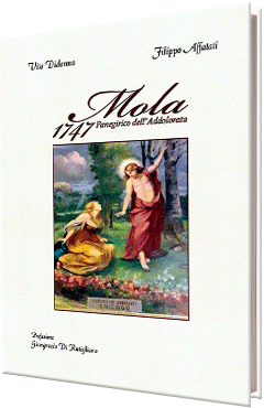 ebook  Mola 1747 Panegirico dell'Addolorata